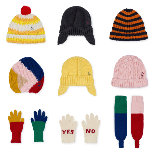 Bobo Choses asstd winter accessories