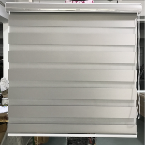 Custom size zeebra blinds