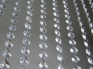 Glass chain