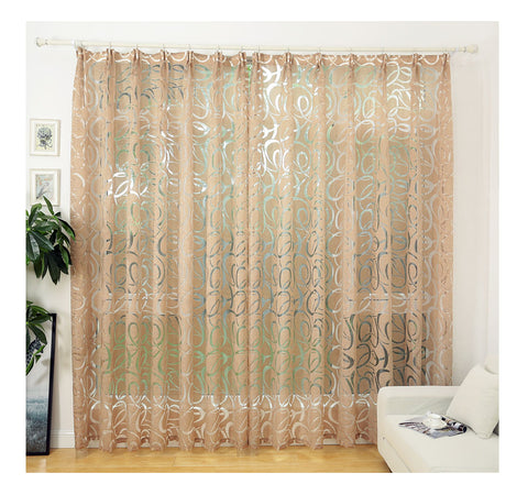 Wall curtain