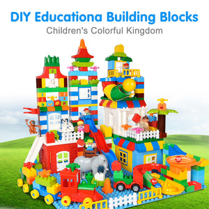 225 pc big building blocks