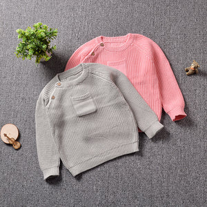Pocket sweater