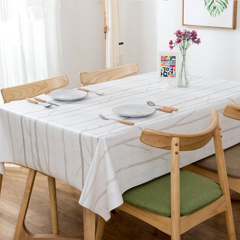 Pattern tablecloth
