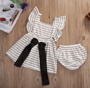 Striped bubble set