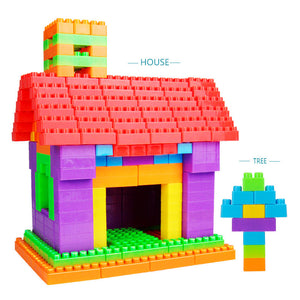 72 pc large building blocks