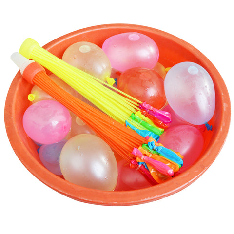 111 pc water balloons set