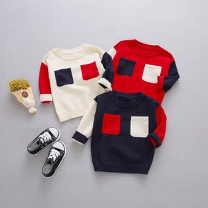 Pockets sweater