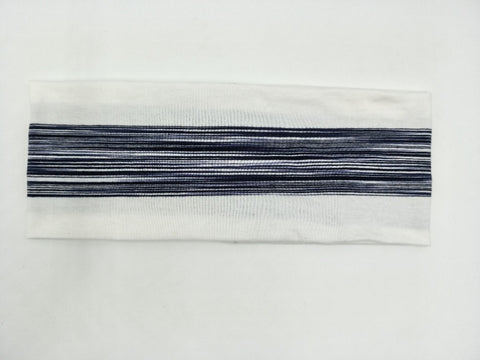 Sketch stripe headband