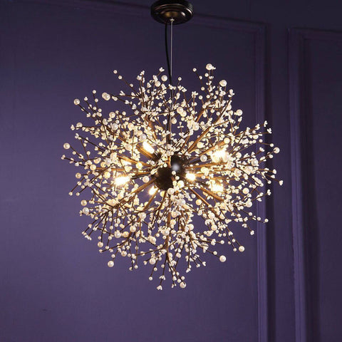 Fireworks light fixture