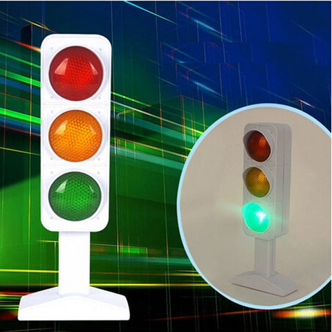 Mini traffic light lamp
