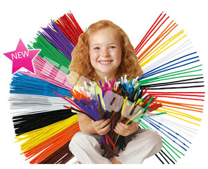 100 pc pipe cleaners