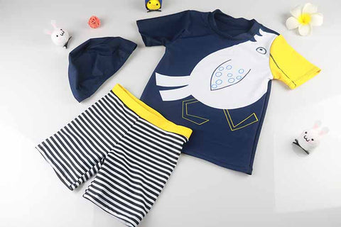 Duck swim set
