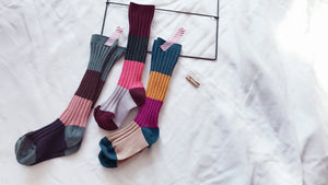 Bobo Choses colorblock socks