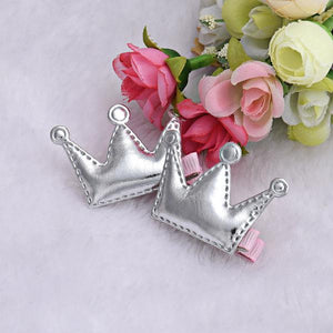 2 pc puffy crown clips