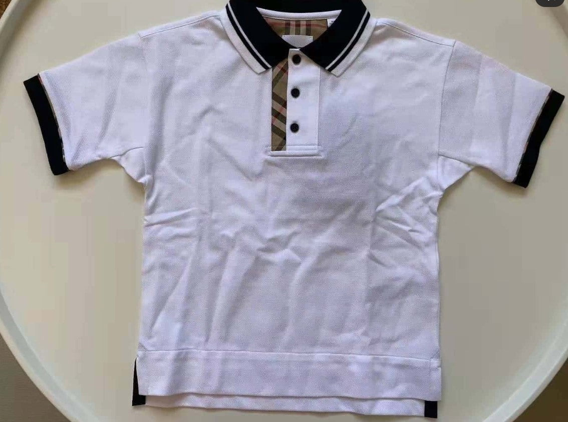 BB trim polo
