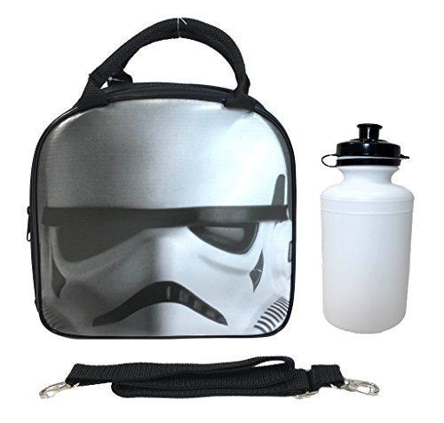 Disney Star Wars Storm Trooper Lunch bag - Black