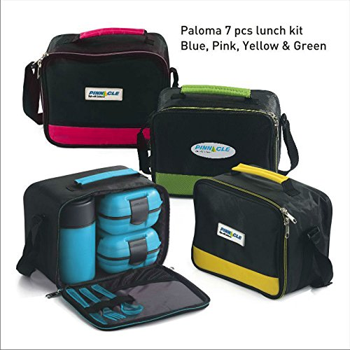 Insulated Lunch Box Bag Set For Adults And Kids Pinnacle