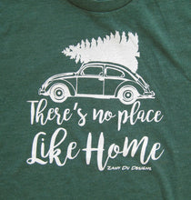 SALE There's No Place Like Home Christmas Tree Youth Tee Holiday