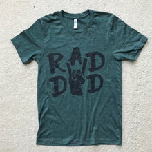 SALE Rad Dad Rock Fist Unisex Men's Tee FD