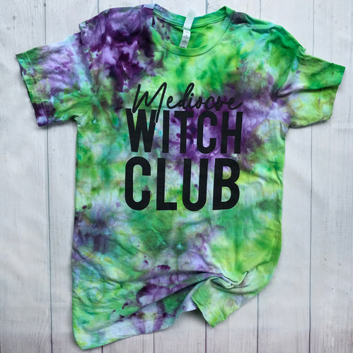 Mediocre Witch Club Adult Tee New