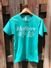 Mediocre Wife Life Unisex Womens Tee