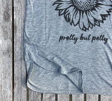Pretty but Petty Sunflower Women's Tank
