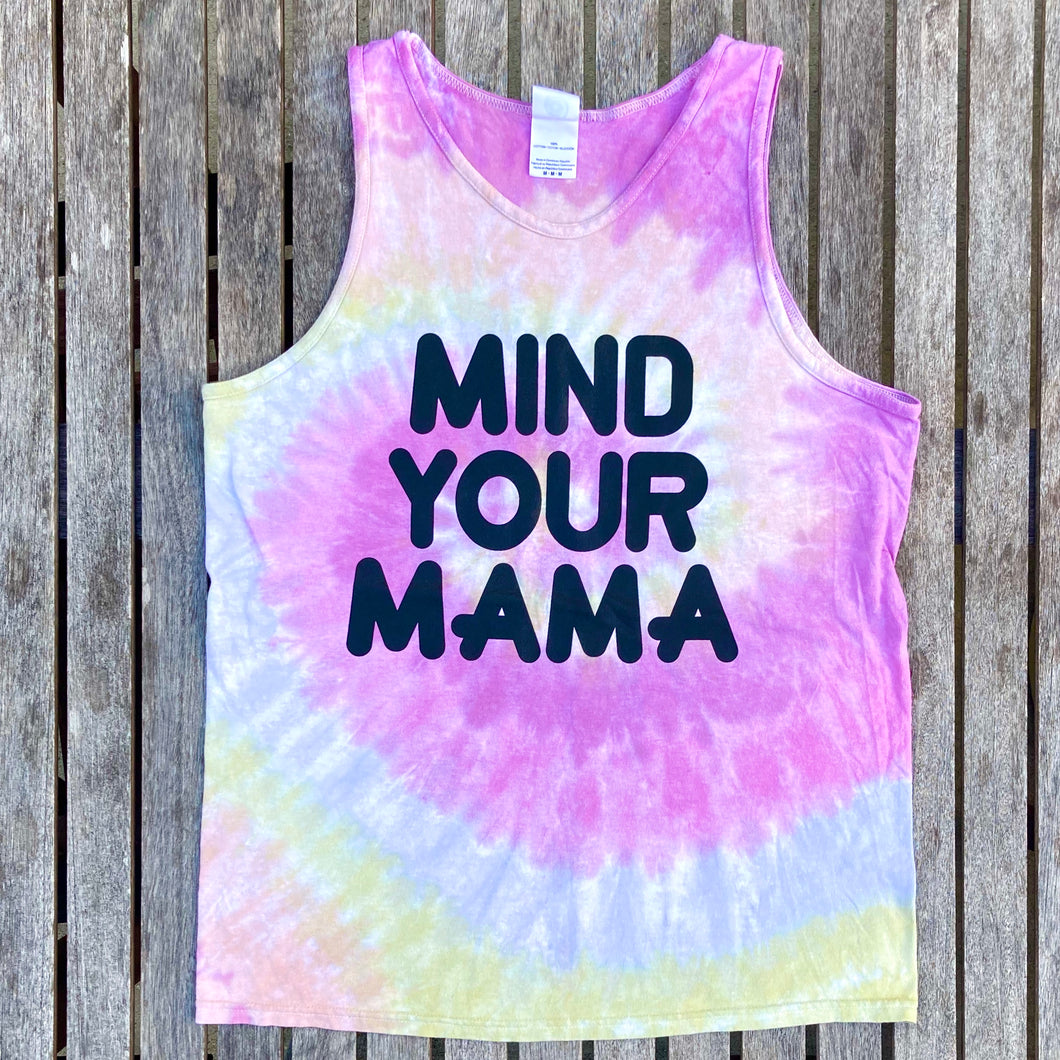 Mind Your Mama Tank Top Mom