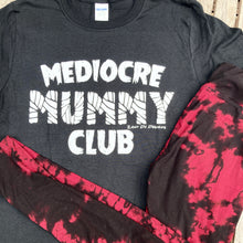 Mediocre Mummy Club Tee Mom