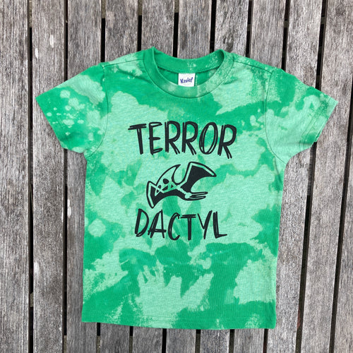 Terror-Dactyl Green Bleach YOUTH Tee