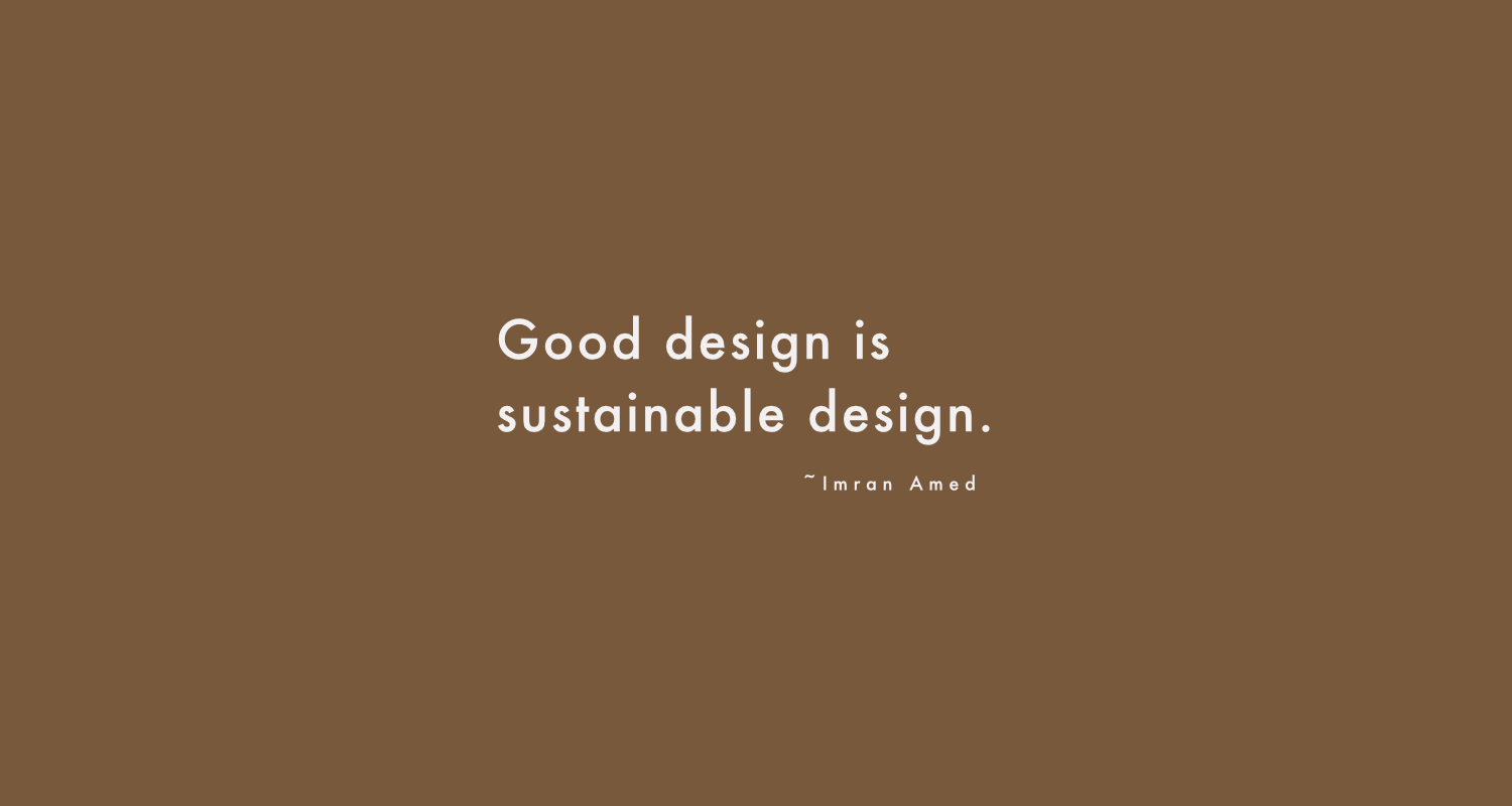 good design - imran