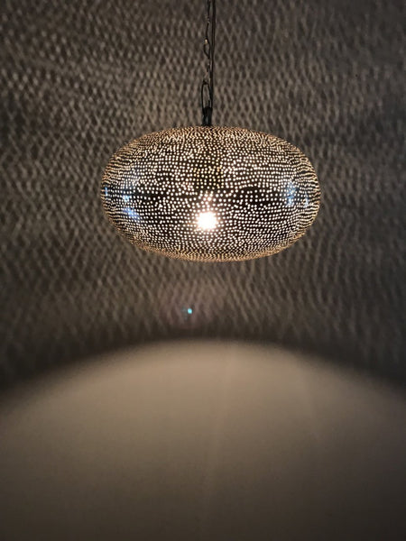 Filigree Suspended Lights Compact Shape - Maison Fusion
