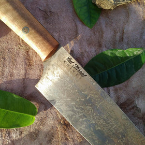 Chef's Knife (High Carbon)
