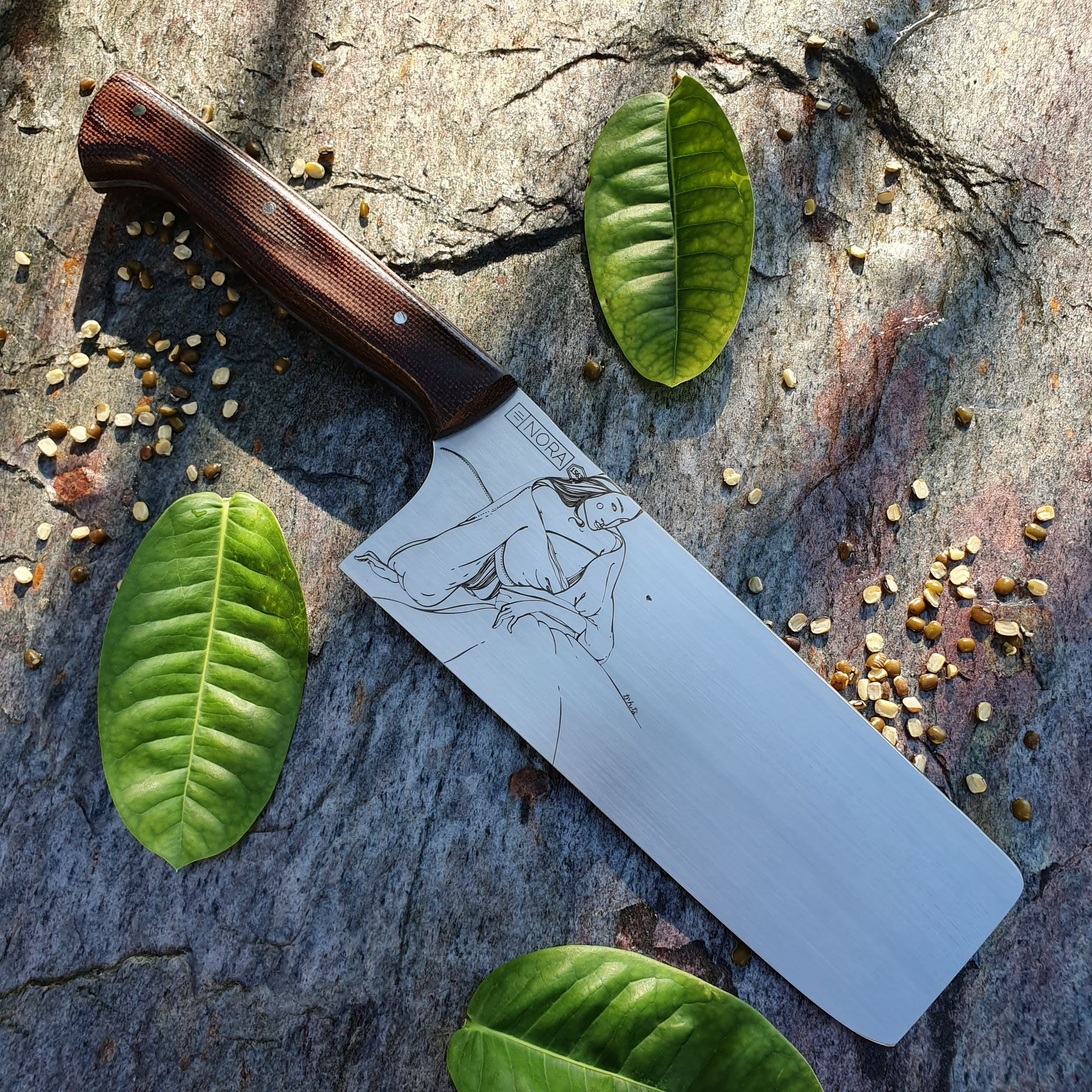 "NORA Knife # 1563 ""Kanna"""