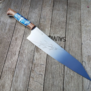 "NORA Knife # 1450 ""Yellowfin"""