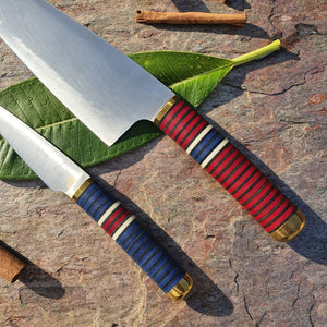 "Knife Set ""Nordic Romance"""