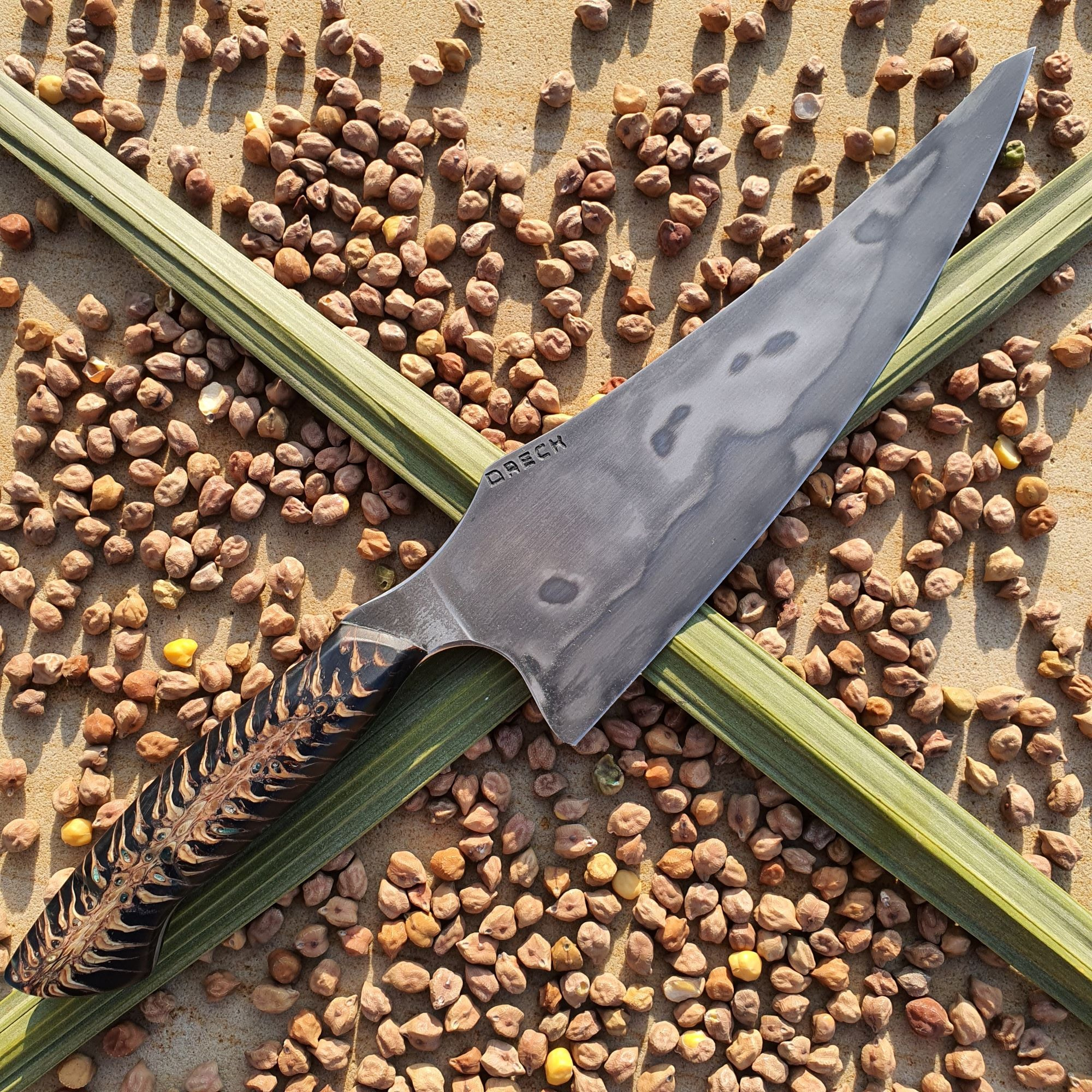 "Chef's Knife ""Pinecone"""