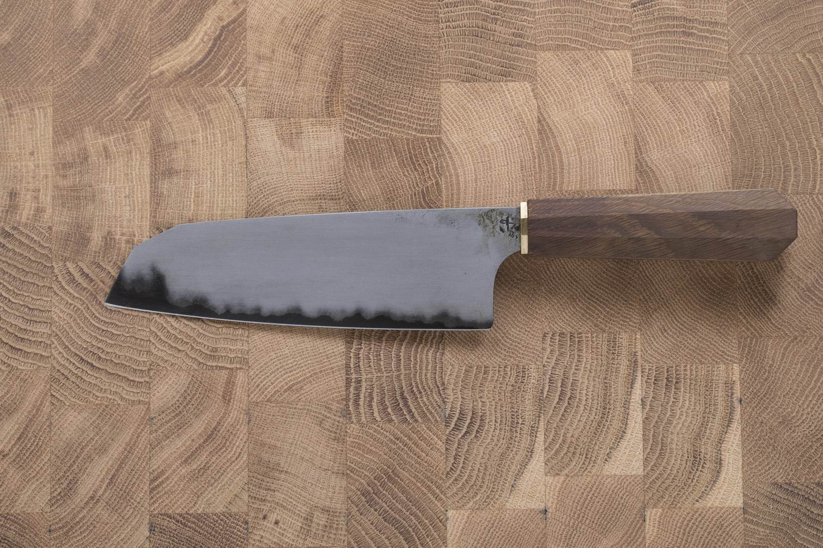 Y-Santoku in 3-Layer Steel