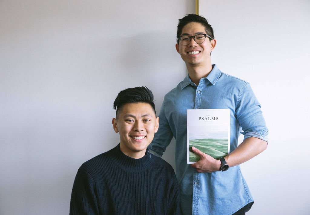On Becoming Creative: Practical Tips from Alabaster's Co-Founders Test