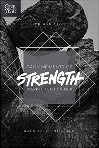 The One Year Daily Moments of Strength Book