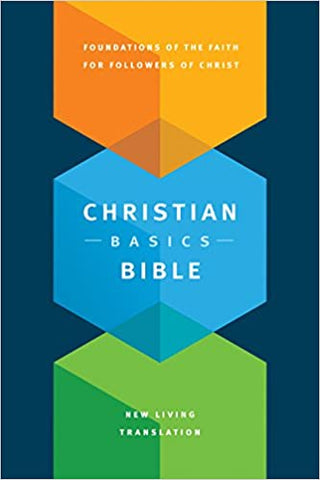 Christian Basics Bible NLT cover