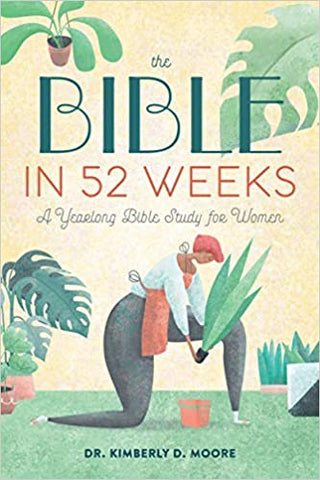 The Bible in 52 Weeks book cover