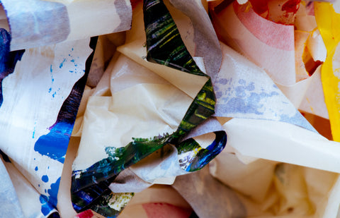 Painter's rags