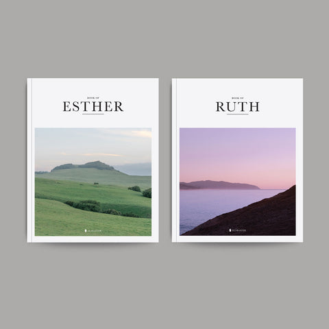 Alabaster's books of Ruth and Esther