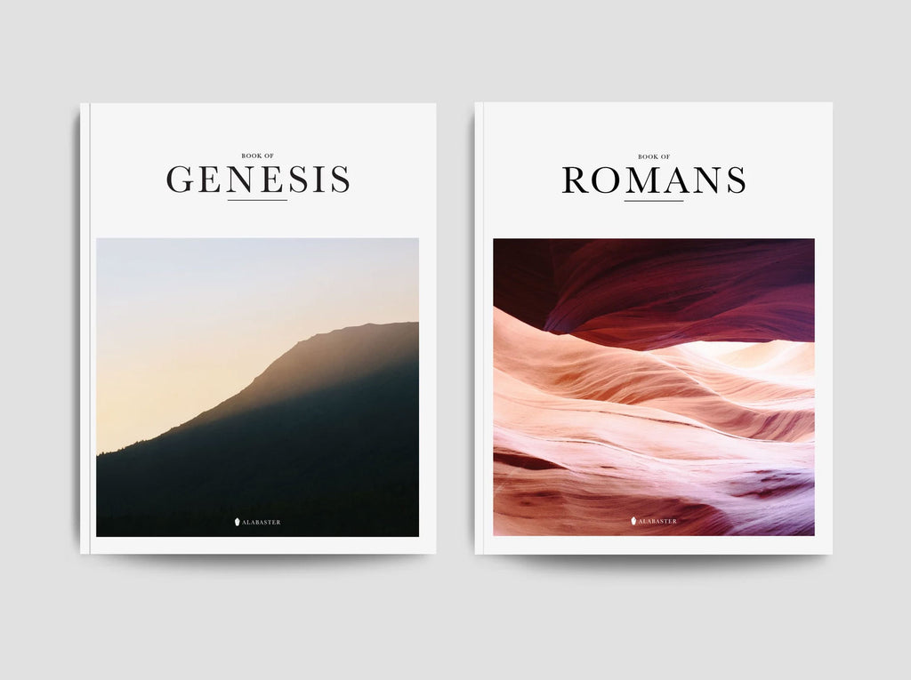 Genesis & Romans - Softcover