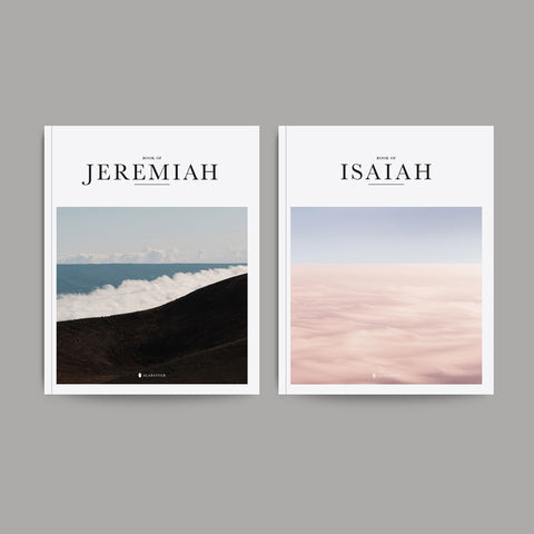 Alabaster's books of Jeremiah and Isaiah