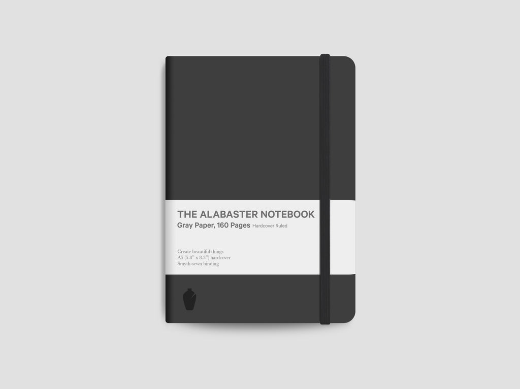 Lined Hardcover Notebook (Wholesale) | Alabaster Bible | Alabaster Co
