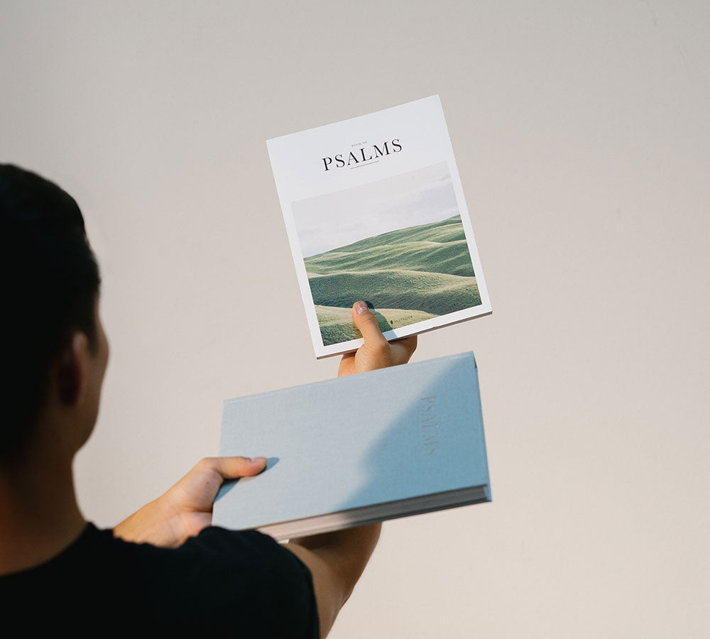 Psalms (Limited Edition Hardcover)