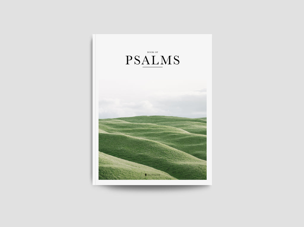 Psalms (Softcover) | Alabaster Bible | Alabaster Co