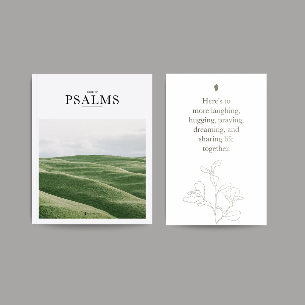 Encouragement Pairing (Psalms)