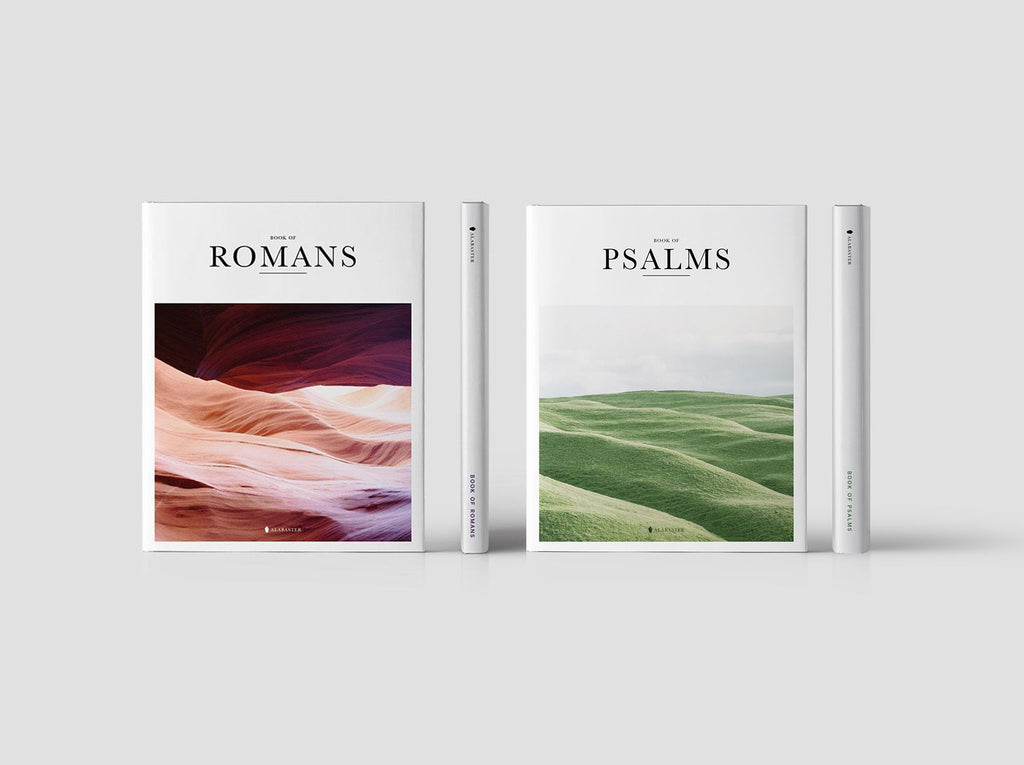Limited Romans & Psalms (Hardcover)